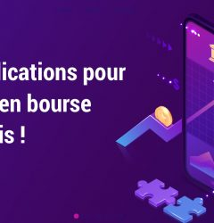Applications pour investir en bourse
